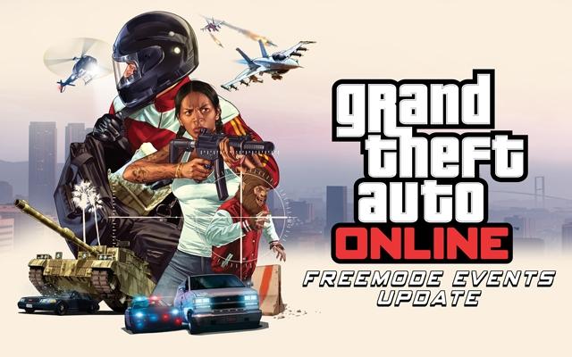 GTA Online Freemode Events