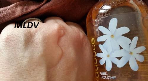 gel douche Fleur de Tiaré