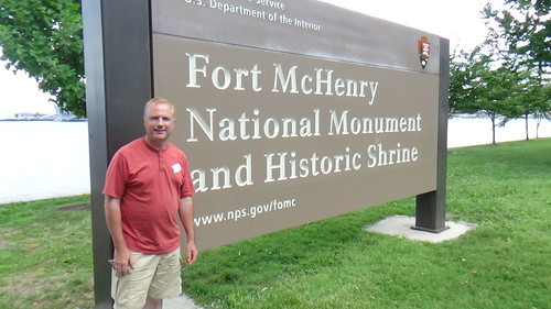 Baltimore Fort McHenry Aug 15 (35)