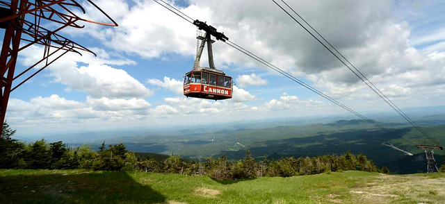 Cannon Mt. Tram