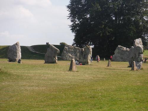 Avebury Standing Stones, SE quartile