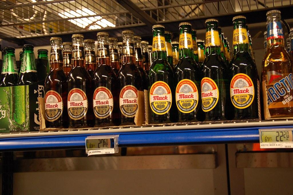 Cerveza que se fabrica en Tromso