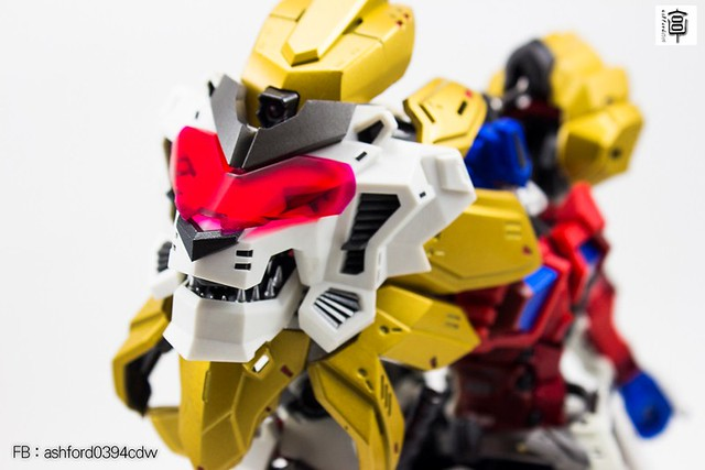 【玩具人。阿亨。投稿】變形金剛 PerfectEffect 出品:DX05 LEONIDAS 獅王分享