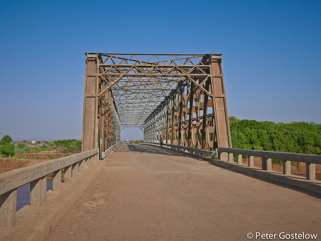 Bridge over the Omo River