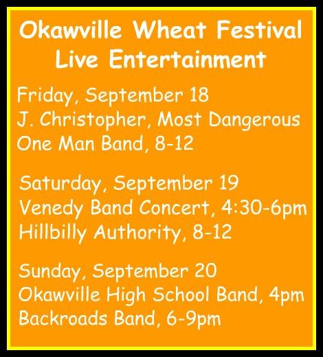 Okawville Wheat Festival 2015
