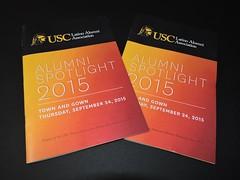 USC LAA Alumni Spotlight 2015