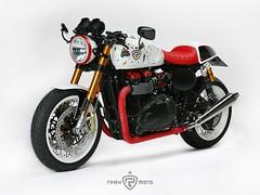 Triumph Thruxton MotoGIPSY от Granmoto