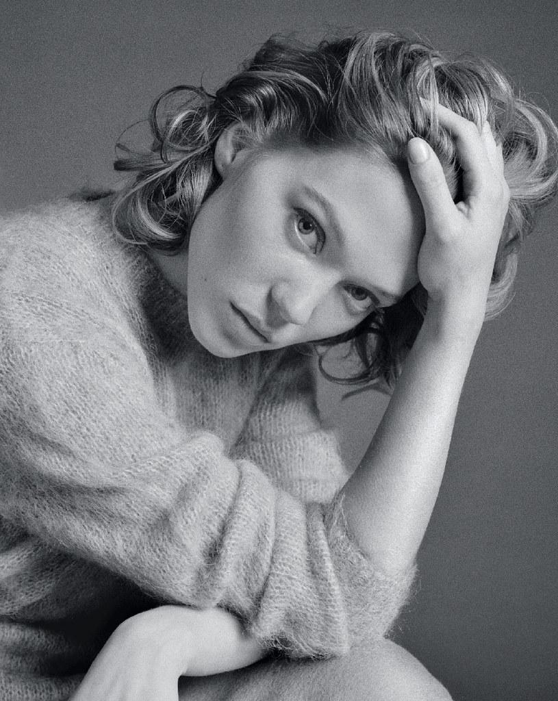 Леа Сейду — Фотосессия для «Marie Claire» FR 2015 – 1