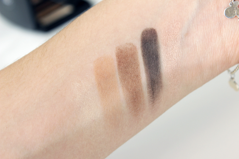 Swatches Chanel Entrelacs