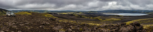 road travel panorama canon landscape iceland europe offroad south rover off land 5d laki lakagígar f206