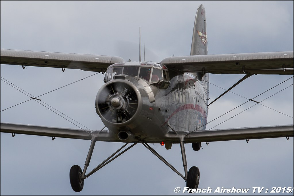 Antonov An-2 Fly-In CASG Prangins 2015 aerodrome de la Côte LSGP Canon Sigma France contemporary lens Meeting Aerien 2015