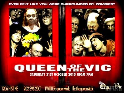 Halloween 2015 Flyer