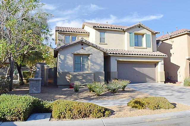 Arch Stone - North Las Vegas Home