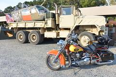 Motorcycle Harley Davidson 1994 Heritage Softail Army Surplus Jade 20151008_7696