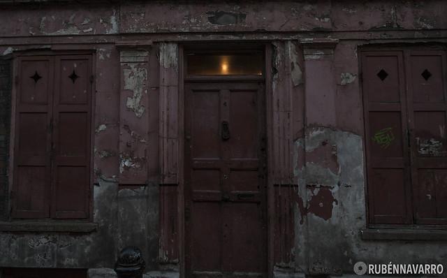Ruta Jack the Ripper