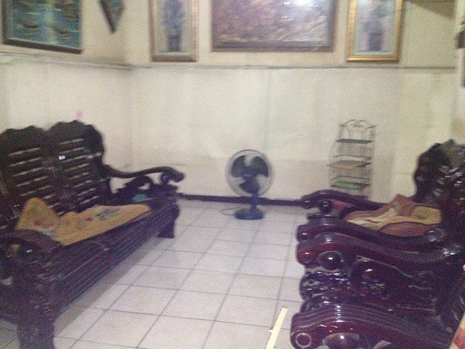 Old house for sale angeles city marisol