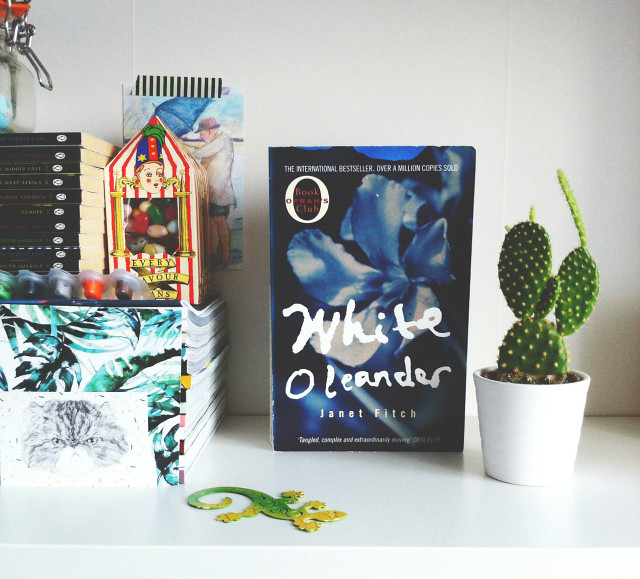vivatramp white oleander janet fitch book review blog