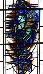 Pegasus by Caroline Benyon, 2000