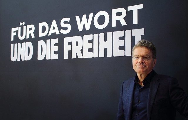 Alexander Skipis - Frankfurt Buchmesse 2015