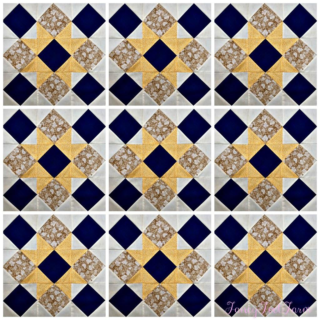 Bob's Quilt Collage