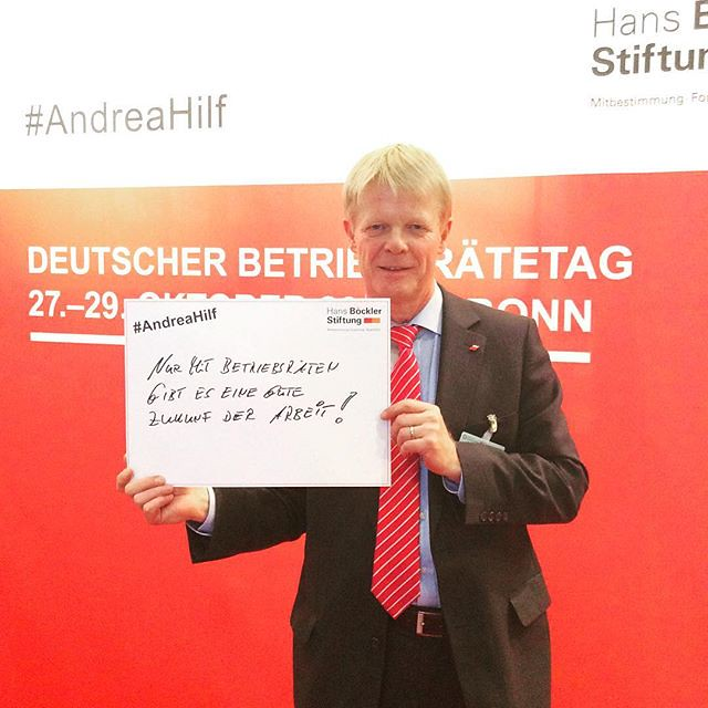 Deutscher BetriebsräteTag 2015