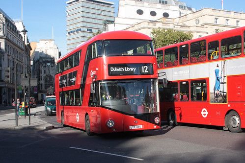 London Central LT455 LTZ1455