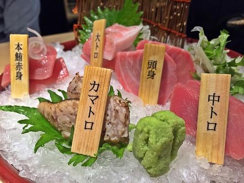 MaguroDonya Miuramisakikou Sushi & Dining