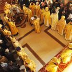 ЮБИЛЕЙНЫЕ ТОРЖЕСТВА ПО СЛУЧАЮ 50-ЛЕТИЯ ПРАВЯЩЕГО АРХИЕРЕЯ НОВОРОССИЙСКОЙ ЕПАРХИИ