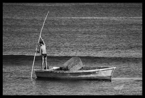 Mauritius fisherman