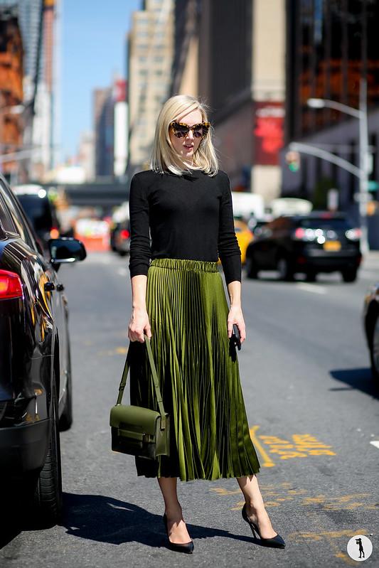 Street style, NYFW