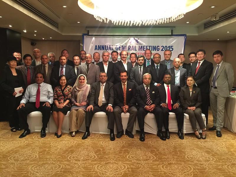 ATF AGM Colombo 2015