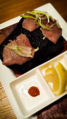 Stone Grilled Beef Tongue 2