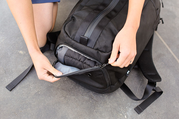 The Perfect Bag for the Office and the Gym - The Aer Duffel Pack Review. Find out how it fared for our travel purposes.
