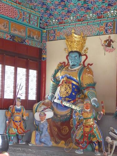 Yuantong Temple (圆通寺), Kunming (昆明市), Yunnan (云南省), China