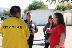 City Year L.A. - Disney Day of Service