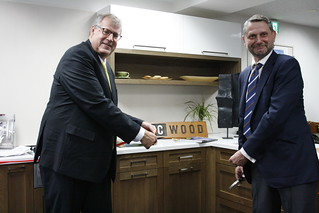 The BC Wood Specialties Group (BC Wood), which promotes the use of British Columbian wood products internationally, has a brand-new office and showroom in the heart of Tokyo to highlight the quality of value-added wood products from British Columbia.