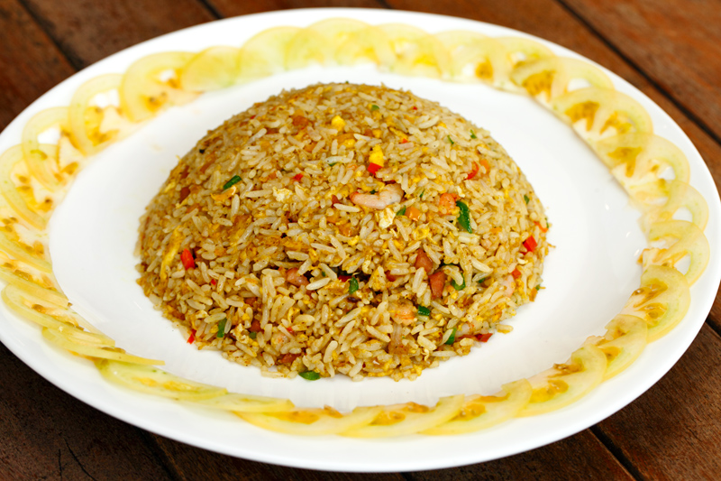 Portugese Style Fried Rice