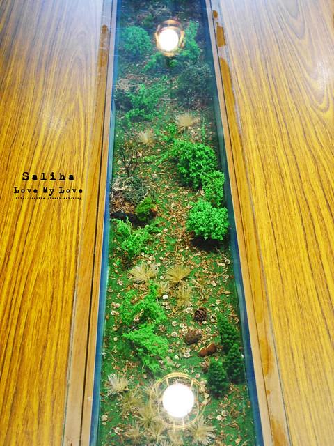 台北東區主題餐廳醜比頭的秘密花園輕食咖啡屁桃 (19)