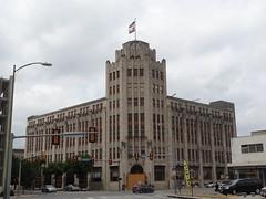 San Antonio Express News Building, San Antonio, TX