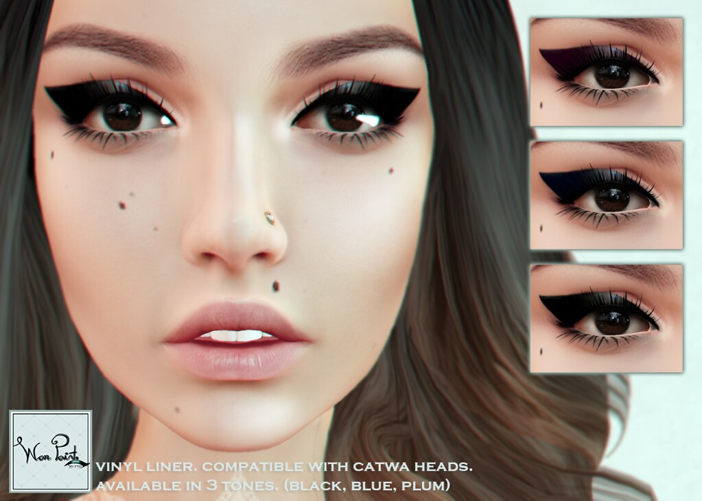 WarPaint* @ Anybody - Vinyl liner - SecondLifeHub.com