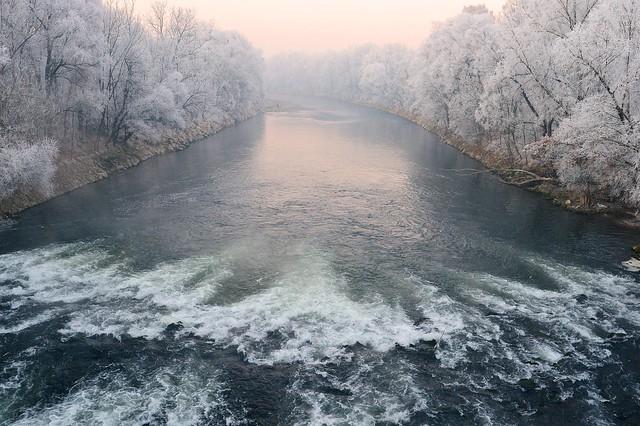 Hallbergmoos - Frost