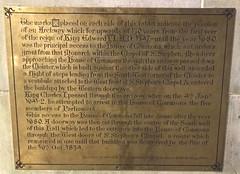 Photo of Bronze plaque number 42546