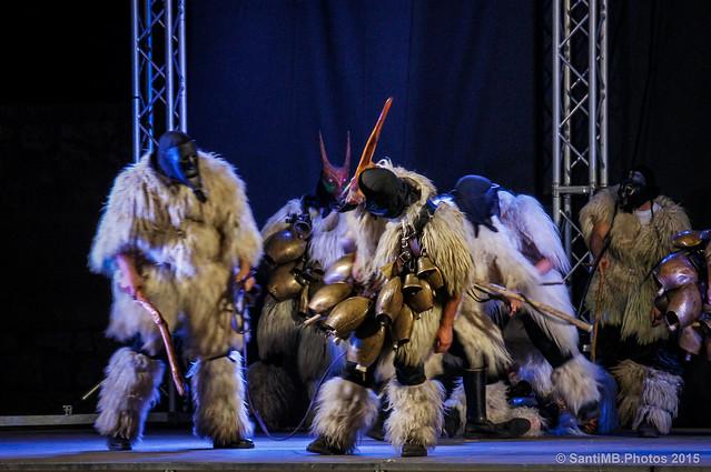Festival de mamuthones