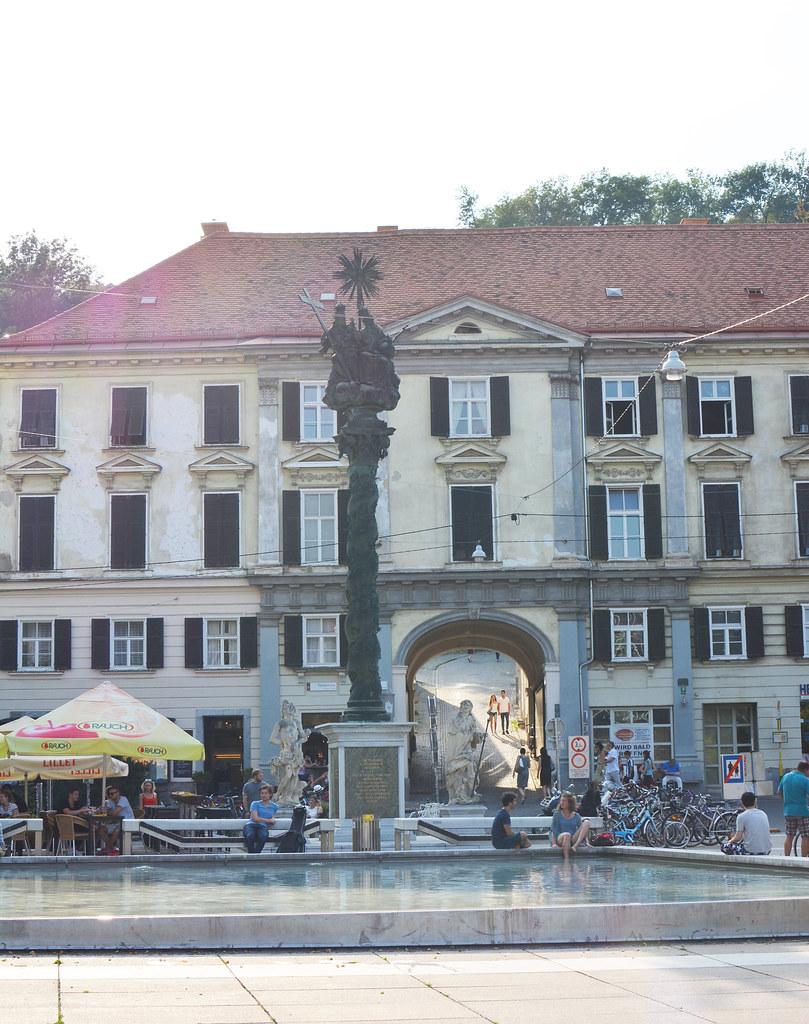 Graz_Brunnen