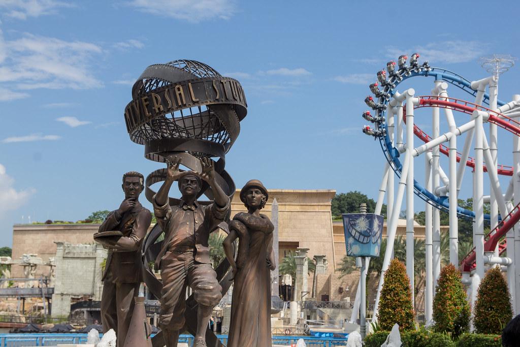 Universal Studios Singapore環球影城