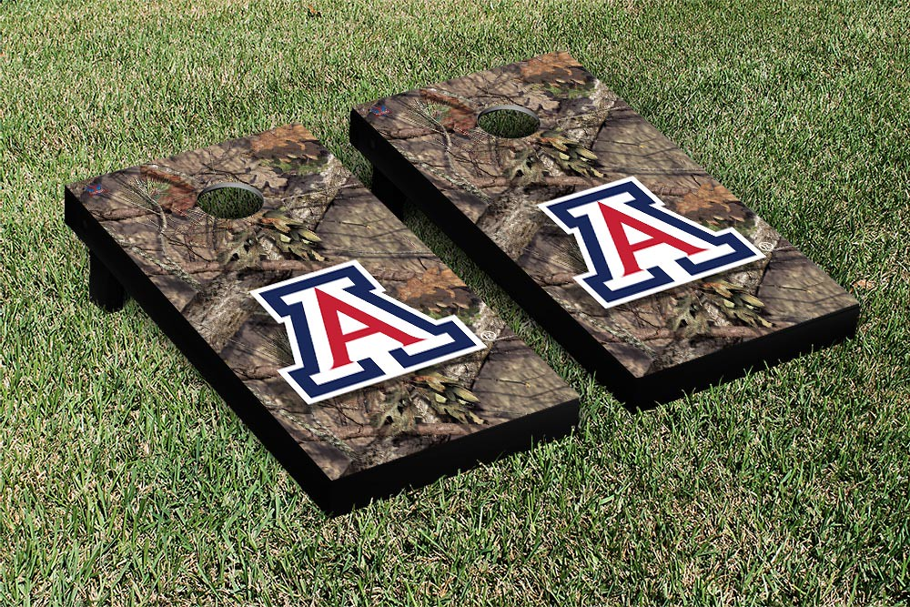 Arizona Wildcats Mossy Oak Version