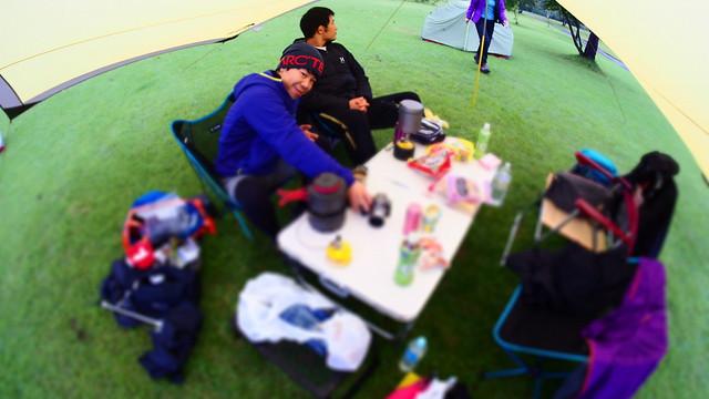 中蒜山キャンプ (105)