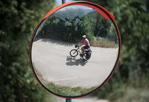 bicycle photography traveling cycletouring