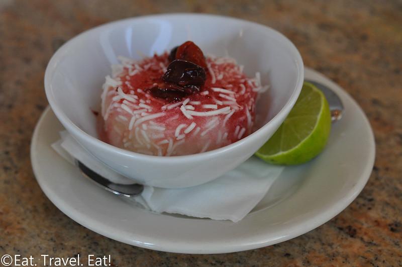 Javan Restaurant- Los Angeles (Sawtelle), CA: Faloodeh