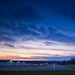 Airport at Sunset by Allen Russ Photography